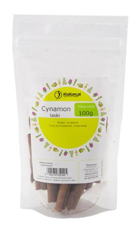 Cynamon laski 100g
