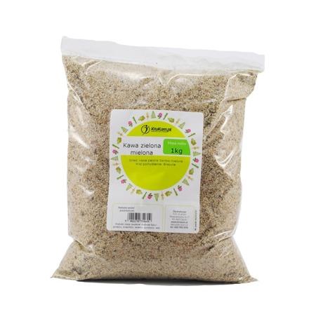 Kawa zielona mielona1kg
