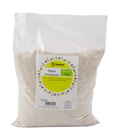 Mąka orkiszowa ciemna typ 300 1kg