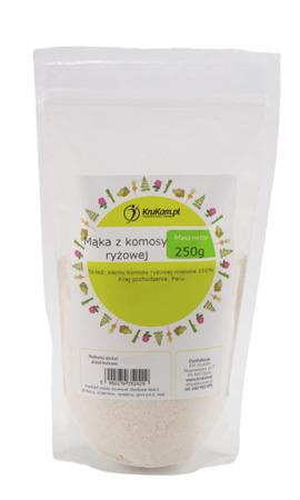 Mąka z komosy ryżowej Quinoa 250g BEZGLUTENOWA