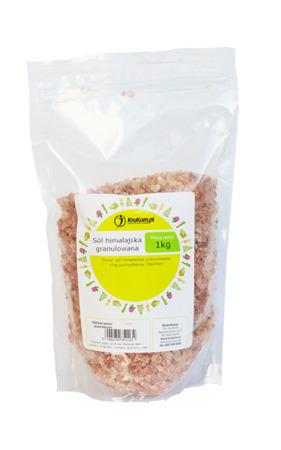 Sól himalajska granulowana 1kg